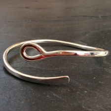 Loop ended bracelet