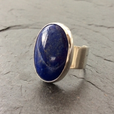 Lapis Lazuli Open Ended ring