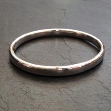 Chunky oval bracelet