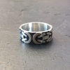 Aztec Design Inspired Ring